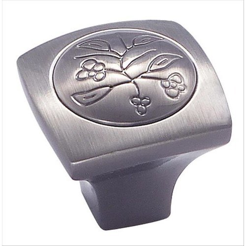 Vineyard 1-1/8 Inch Diameter Pewter Cabinet Knob <small>(#BP4475PWT)</small>