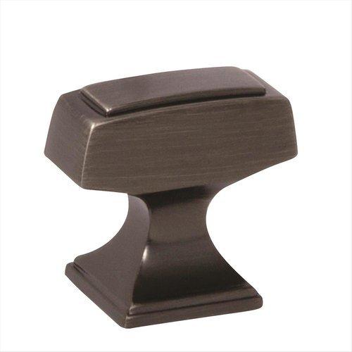 Amerock Mulholland 1-1/4 Inch Diameter Gunmetal Cabinet Knob BP53029GM