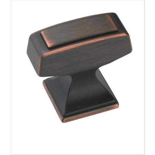 Amerock Mulholland 1-1/4 Inch Diameter Oil Rubbed Bronze Cabinet Knob BP53029ORB