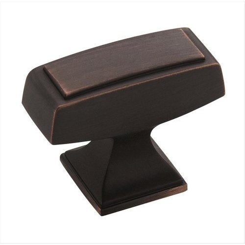 Amerock Mulholland 1-1/4 Inch Diameter Oil Rubbed Bronze Cabinet Knob BP535342ORB