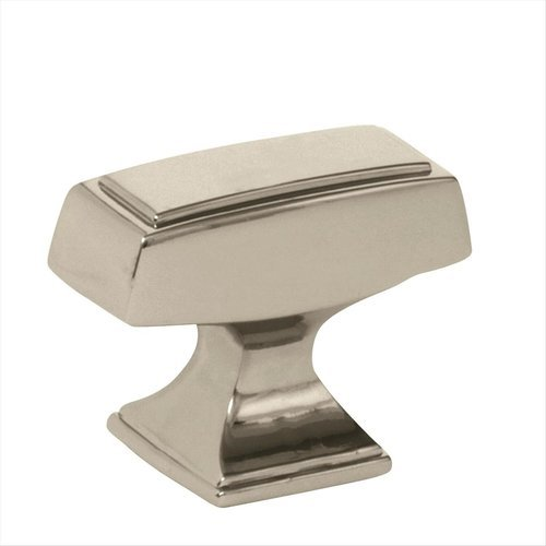 Mulholland 1-1/2 Inch Diameter Polished Nickel Cabinet Knob <small>(#BP535342PN)</small>