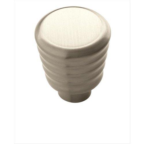 Amerock Crosley 15/16 Inch Diameter Satin Nickel Cabinet Knob BP53703G10