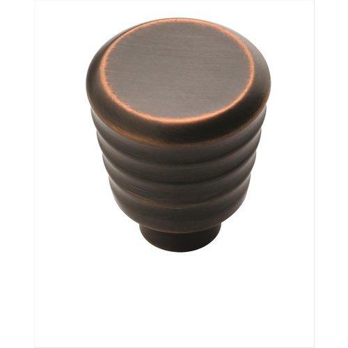 Amerock Crosley 15/16 Inch Diameter Oil Rubbed Bronze Cabinet Knob BP53703ORB