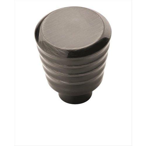 Amerock Crosley 15/16 Inch Diameter Pewter Cabinet Knob BP53703PWT