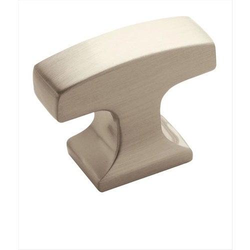 Amerock Westerly 1-5/16 Inch Diameter Satin Nickel Cabinet Knob BP53717G10