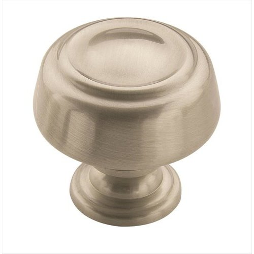 Kane 1-9/16 Inch Diameter Satin Nickel Cabinet Knob <small>(#BP538072G10)</small>