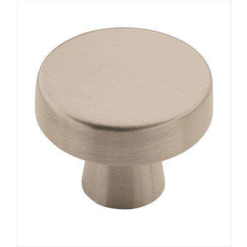 Amerock Blackrock 1-5/16 Inch Diameter Satin Nickel Cabinet Knob BP55270G10