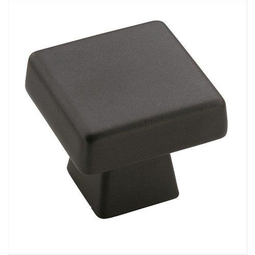 Amerock Blackrock 1-3/16 Inch Diameter Black Bronze Cabinet Knob BP55271BBR