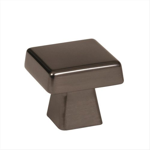 Blackrock 1-1/16 Inch Diameter Gunmetal Cabinet Knob <small>(#BP55271GM)</small>