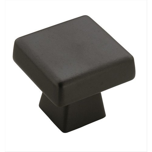 Blackrock 1-1/2 Inch Diameter Black Bronze Cabinet Knob <small>(#BP55273BBR)</small>