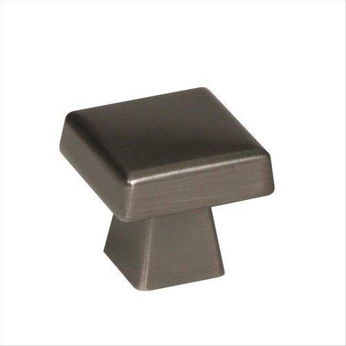 Amerock Blackrock 1-1/2 Inch Diameter Gunmetal Cabinet Knob BP55273GM