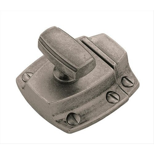 Amerock Highland Ridge 1-5/8 Inch Length Aged Pewter Latch BP55315AP
