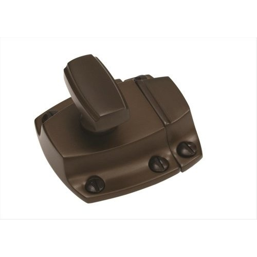 Amerock Highland Ridge 1-5/8 Inch Length Caramel Bronze Latch BP55315CBZ