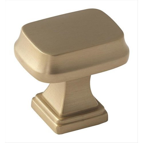 Revitalize 1-1/4 Inch Diameter Golden Champagne Cabinet Knob <small>(#BP55340BBZ)</small>