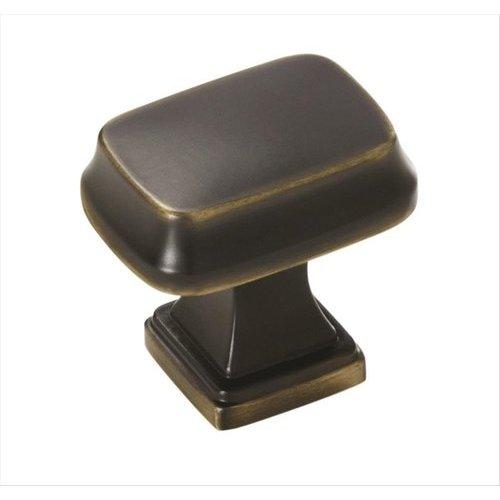 Amerock Revitalize 1-1/4 Inch Diameter Venetian Bronze Cabinet Knob BP55340VB