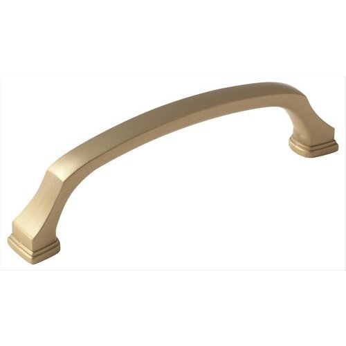 Amerock Revitalize 5-1/16 Inch Center to Center Golden Champagne Cabinet Pull BP55346BBZ