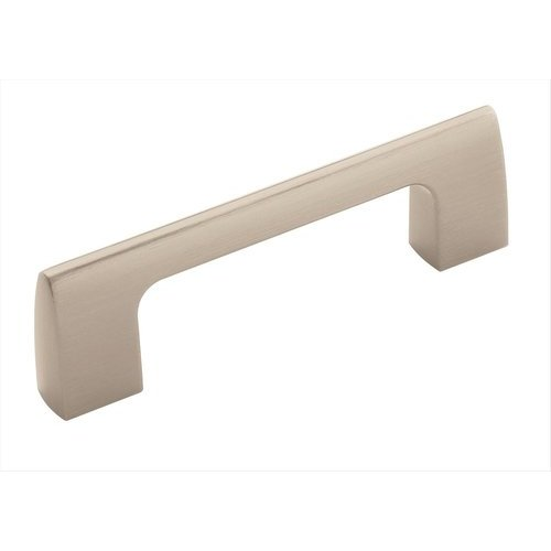 Riva 3 Inch Center to Center Satin Nickel Cabinet Pull <small>(#BP55364G10)</small>