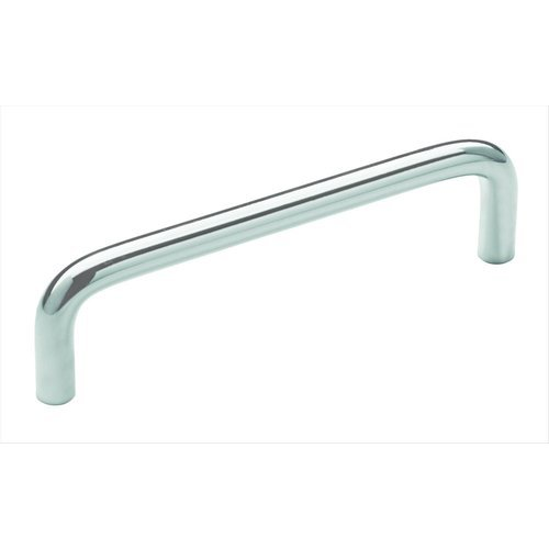 Amerock Allison Value Hardware 4 Inch Center to Center Polished Chrome Cabinet Pull BP76312CS26