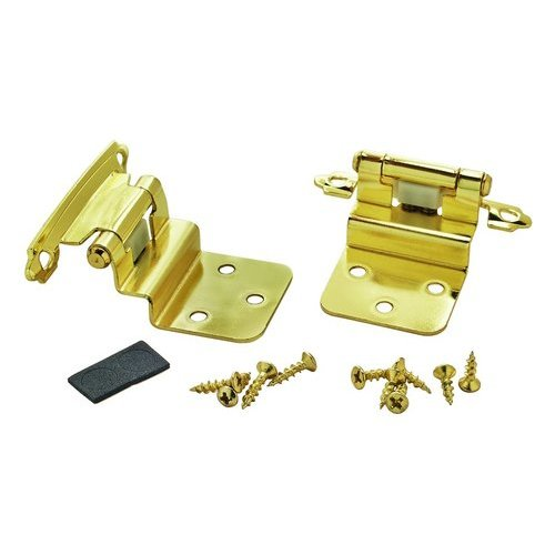 Amerock 3 8 Inch Inset Hinge 1 1 16 Inch Projection