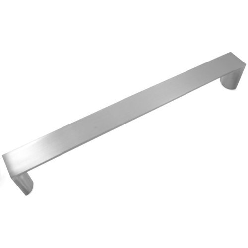Metro 7.56 Inch Center to Center Cabinet Pull - Satin Nickel <small>(#41328)</small>
