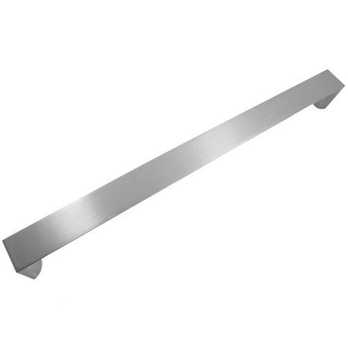 Laurey Hardware Metro 10.08 Inch Center to Center Cabinet Pull - Satin Nickel 41428
