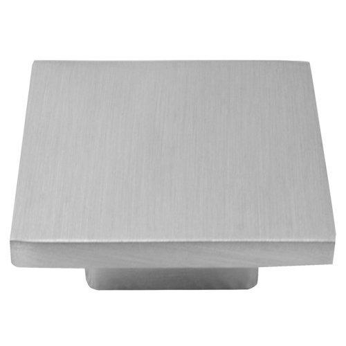 Laurey Hardware Ultima 1.93 Inch Length Cabinet Knob - Satin Nickel 41928