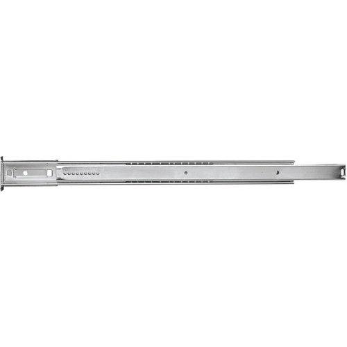 Hickory Hardware 22 Inch Center Mount Drawer Slide - Cadmium P1029/22-2C