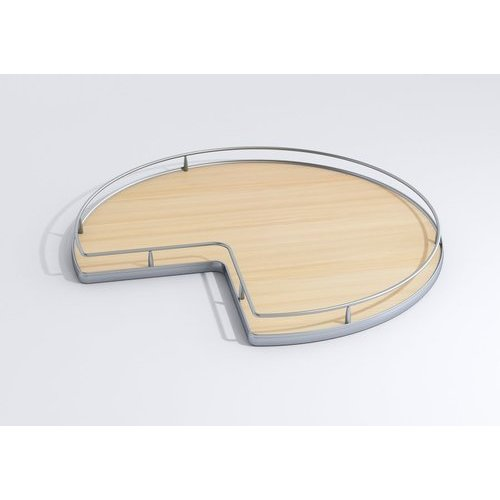 Vauth Sagel ReCorner Maxx Kidney Lazy Susan 26-3/4 inch Maple 9000 4100