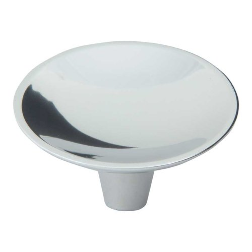 Dap 2 Inch Diameter Brushed Nickel Cabinet Knob <small>(#226-BRN)</small>