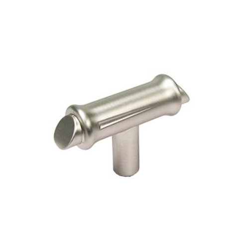 Serenity 5/8 Inch Diameter Dull Satin Nickel Cabinet Knob <small>(#27819-DSN)</small>