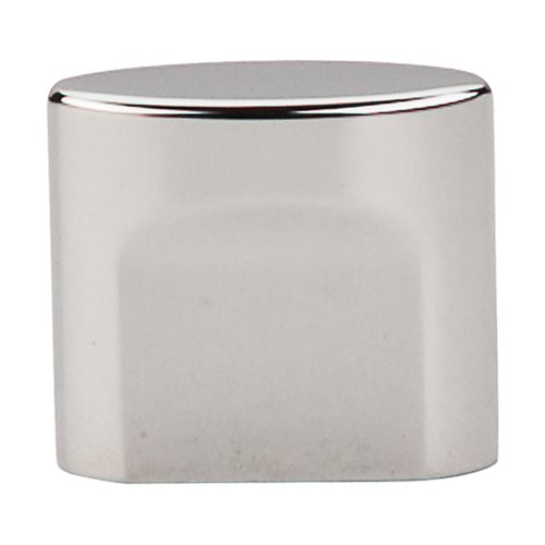 Top Knobs Sanctuary 3/4 Inch Center to Center Polished Nickel Cabinet Knob TK73PN