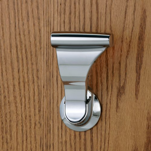"UltraLatch For 1-3/8"" Door Bright Chrome <small>(#L18-26D)</small>"