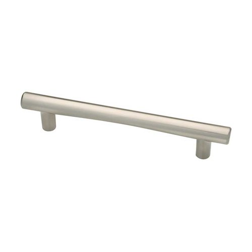 Liberty Hardware Modern 5-1/16 Inch Center to Center Satin Nickel Cabinet Pull 62312SNAV
