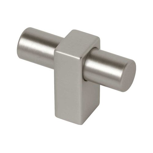 Liberty Hardware Modern Metal 1-3/4 Inch Diameter Stainless Steel Cabinet Knob P17020C-110-C