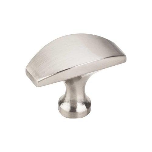 Elements by Hardware Resources Cosgrove 1-1/2 Inch Diameter Satin Nickel Cabinet Knob 382SN
