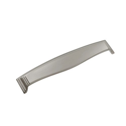 Hickory Hardware Somerset 3 Inch Center to Center Satin Nickel Cabinet Cup Pull HH74673-SN