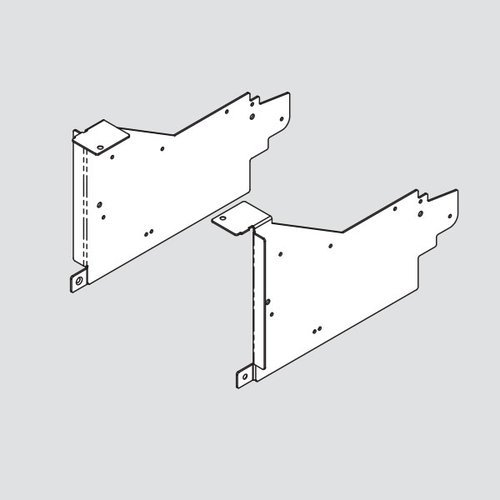 Aventos HL Frame Mounting Bracket Set <small>(#20L6001)</small>