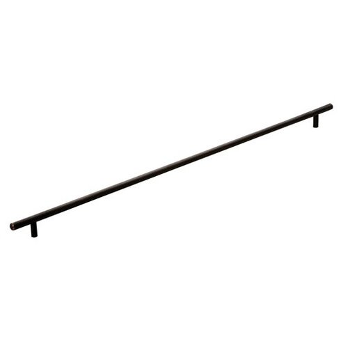Amerock Bar Pulls 25-3/16 Inch Center to Center Oil Rubbed Bronze Cabinet Pull BP19018ORB
