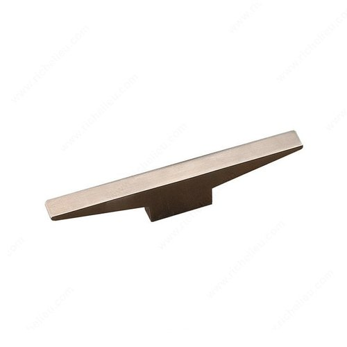 Richelieu Contemporary Classics 5/8 Inch Center to Center Brushed Nickel Cabinet Pull 61689116195