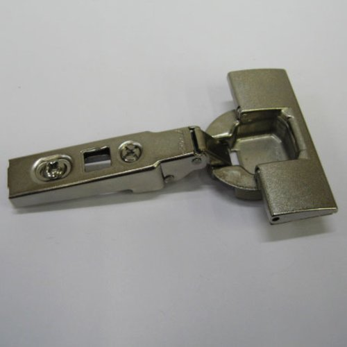 Clip 100 Degree Hinge Overlay / Self-Closing Inserta <small>(#71M2590B)</small>