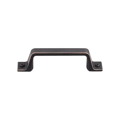 Top Knobs Barrington 3 Inch Center to Center Umbrio Cabinet Pull TK742UM