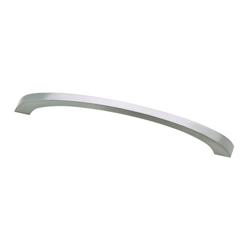 Liberty Hardware Simple Comforts 6-5/16 Inch Center to Center Satin Chrome Cabinet Pull P30945-SC-C