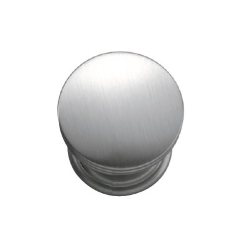 Hickory Hardware American Diner 1 Inch Diameter Stainless Steel Cabinet Knob P2140-SS