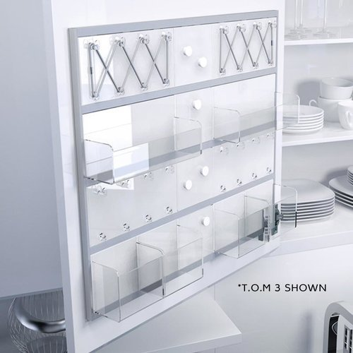 "T.O.M. 2 Door Organization System 12-1/2"" W <small>(#9000 3313)</small>"