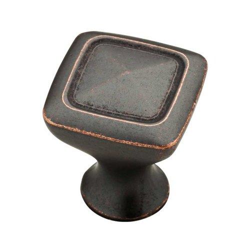 Liberty Hardware Iron Craft II 1-1/8 Inch Diameter Statuary Bronze Cabinet Knob P27602-STB-C