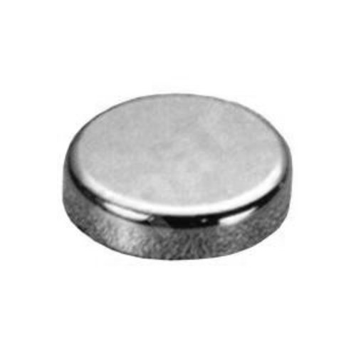 Salice Round Glass Door Cap-Chrome Finish P2CTA06