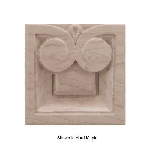 Brown Wood Medium Madeline Tile Unfinished Cherry 01902518CH1