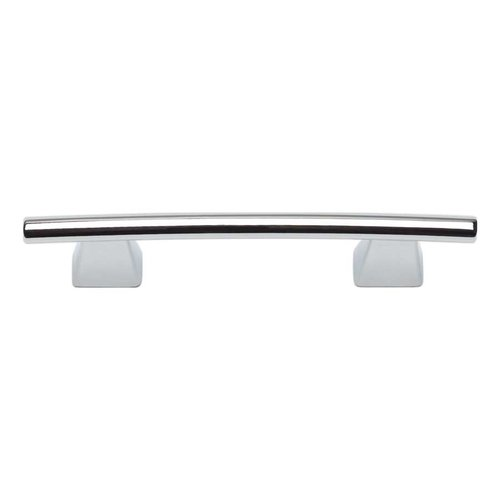 Atlas Homewares Fulcrum 3 Inch Center to Center Polished Chrome Cabinet Pull 306-CH