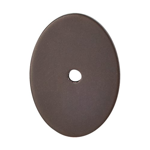 Top Knobs Sanctuary 1-3/4 Inch Length Oil Rubbed Bronze Back-plate TK62ORB