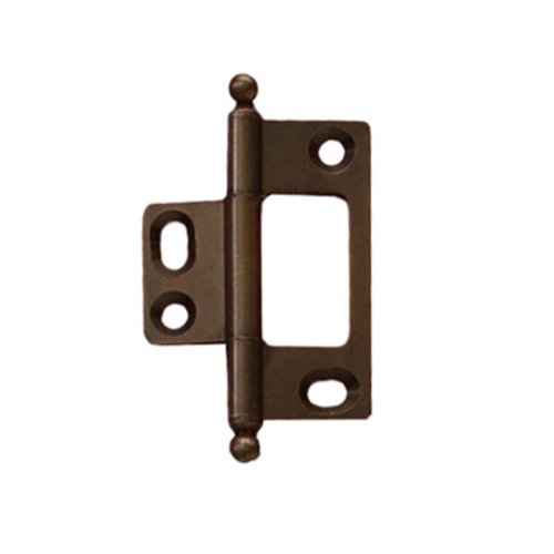 Hafele Elite Non-Mortised Butt Hinge 50X37mm - Oil Rubbed Bronze 351.95.192